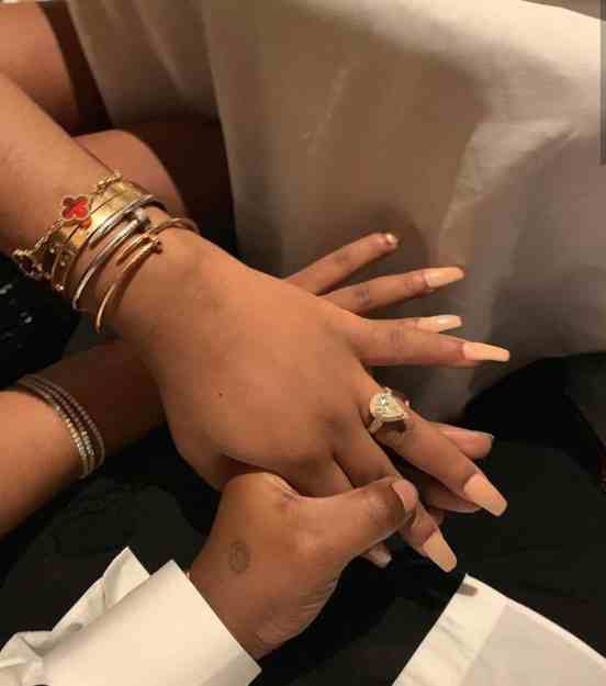 Chioma's engagement ring to Davido has been taken away from her, says Kemi Olunloyo