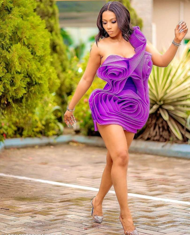 """""""Classy and fabulous"""" - Mercy Eke says as she shares stunning photos"""