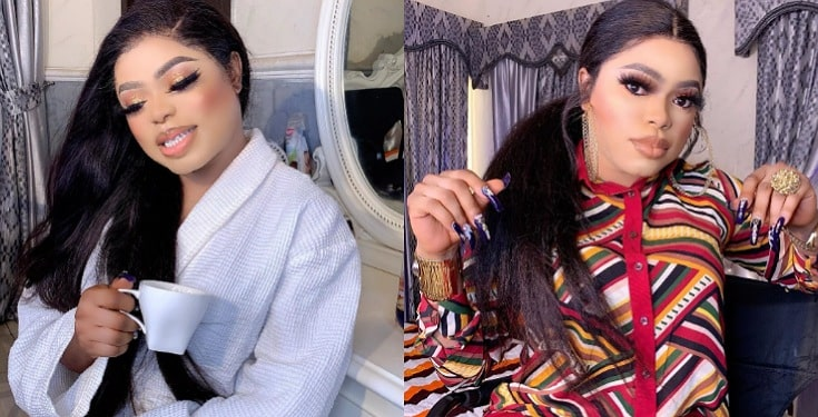"""My arrest shows I don't deal with small money"" – Bobrisky boasts"