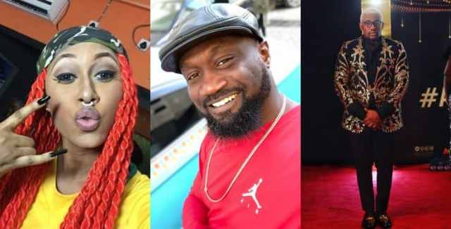 OAP Dotun reacts to Cynthia Morgan reportedly losing all she achieved to Jude Okoye