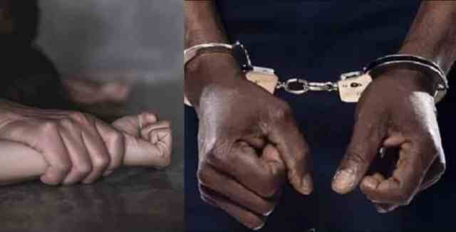 38-year-old man allegedly rapes his 7-month-old daughter