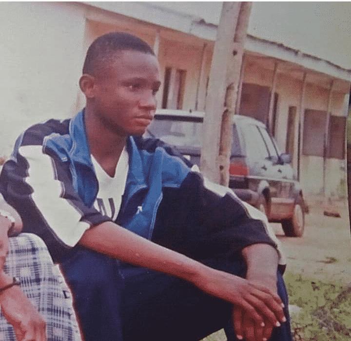 Mikel Obi shares throwback photo