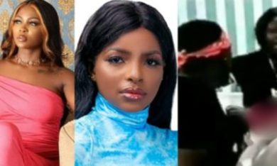 BBNaija 2020: Ka3na and Wathoni get into first house fight