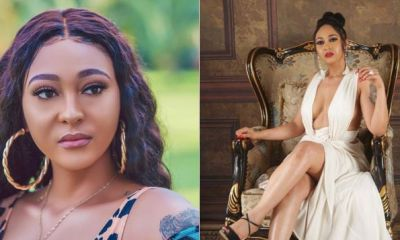 """I will still feed my man Eba if he cheats on me, he will get tired"""" – Actress Rosy Meurer"""