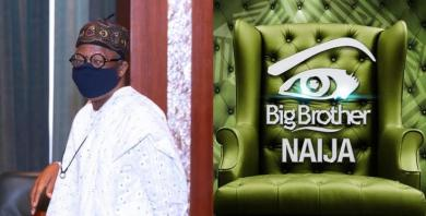 Lai Mohammed denies ordering to suspend Big Brother Naija