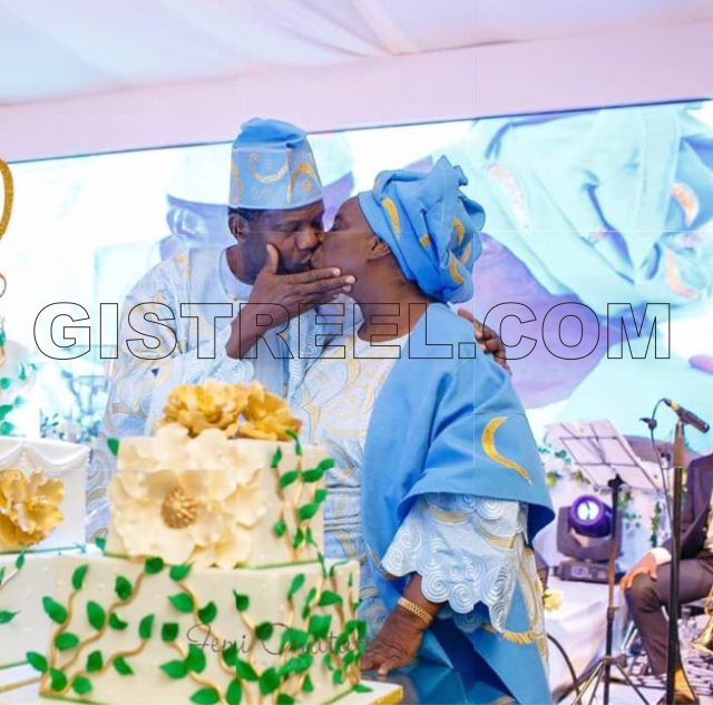 ea 3974136296332058048. scaled - Pastor Adeboye Celebrates Spouse With A Passionate Kiss On Her 72nd Birthday