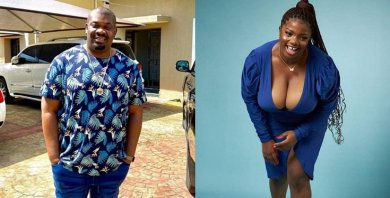 """I am not a man of breast, I just like her vibes"" – Don Jazzy routes for Dorathy"