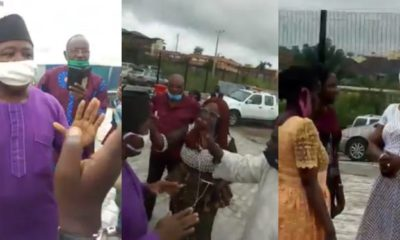 Schools Reopening: Parents kick as schools levy ₦25,000 for COVID-19 test in Ogun (Video)