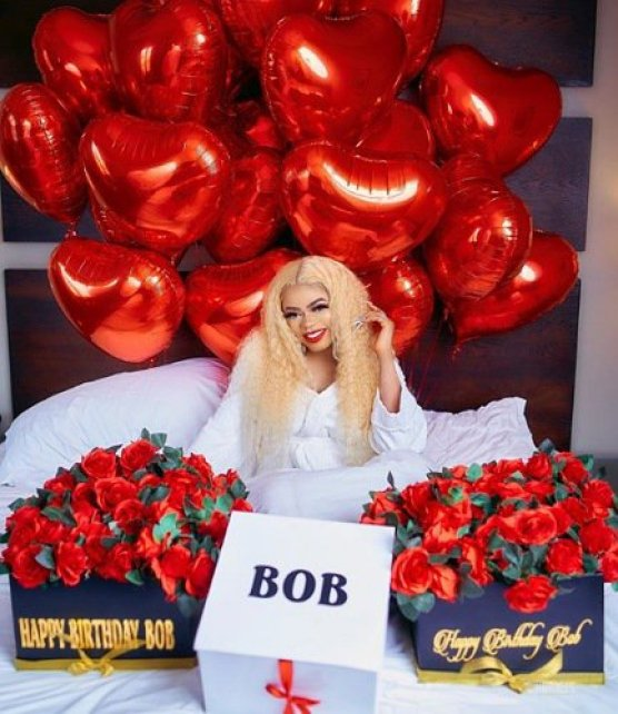 Bobrisky Celebrate Birthday