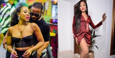 BBNaija 2020: Erica finally reveals she did some crazy things with Kiddwaya in the VIP lounge (video)