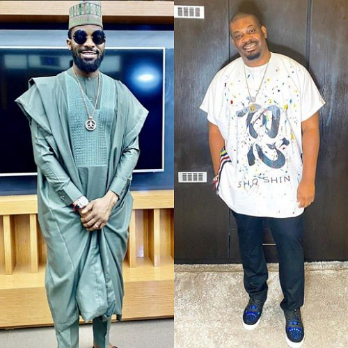 """Don Jazzy inspired me"" - Davido"