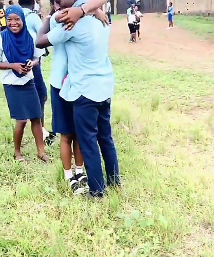 Student proposes to girlfriend after WAEC