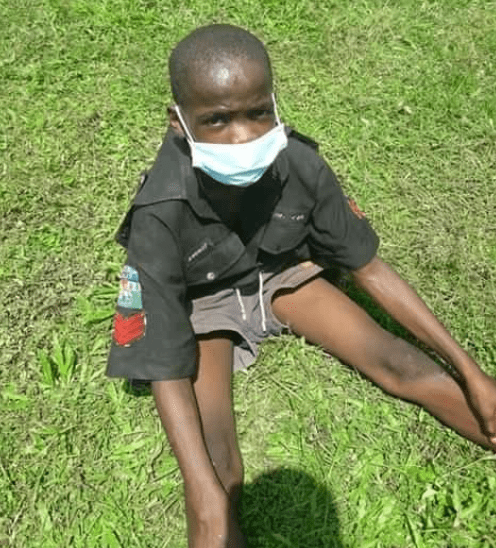 Boy arrested in Edo state