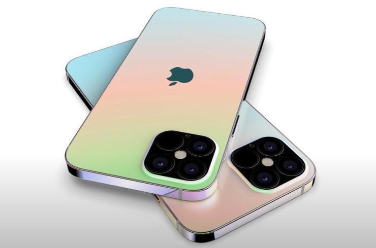 Apple announces iPhone 12