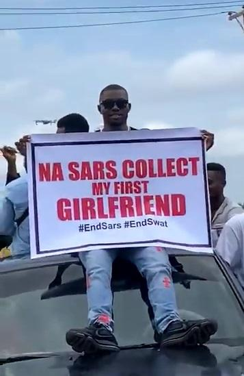 na sars officer collect my first girlfriend