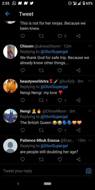Nigerians On Nengi Real Age