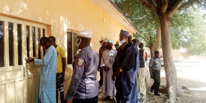 Hisbah search for 'Sinners' in Kano