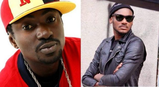 Blackface calls out 2face