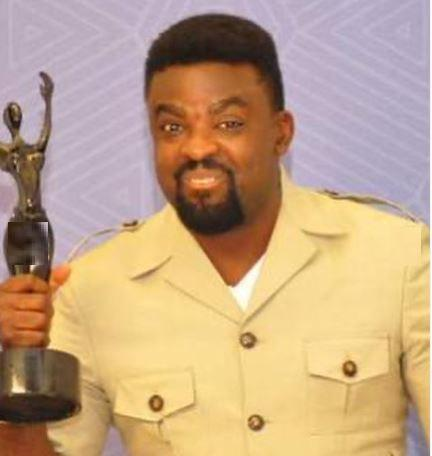 Movie producer, Kunle Afolayan showcases his collection of prestigious awards 2