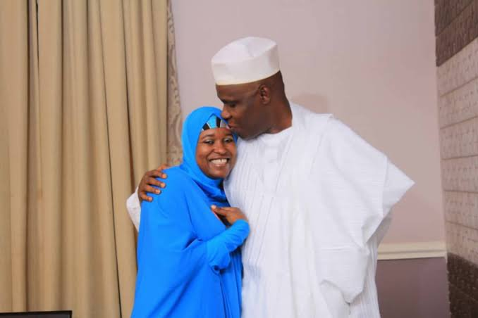 """""""The first person to keep out of your marriage is your mother"""" - Aisha Yesufu"""