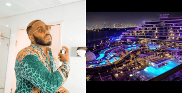 Kiddwaya Bags Collaboration Deal With Luxury Dubai Hotel, W -The Palm