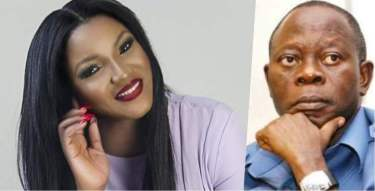 """Prove this story"" – Omotola Jalade blast blogger over alleged affair with Oshiomhole"