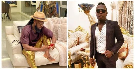 Timaya compared to Duncan Mighty