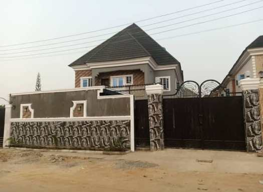 African China new mansion