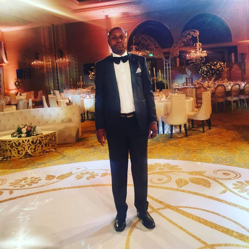 """""""Thank you for forgiving me DJ Cuppy"""" - Isreal DMW says as he celebrates with drinks (Video)"""
