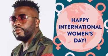 Hours after dissing single mothers, Samklef praises women on International Women's day