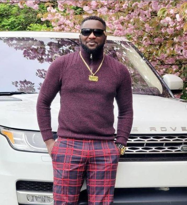 Kenny Odugbemi Range Rover Jeep