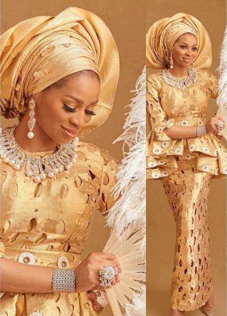Shade Okoya Birthday Photoshoots