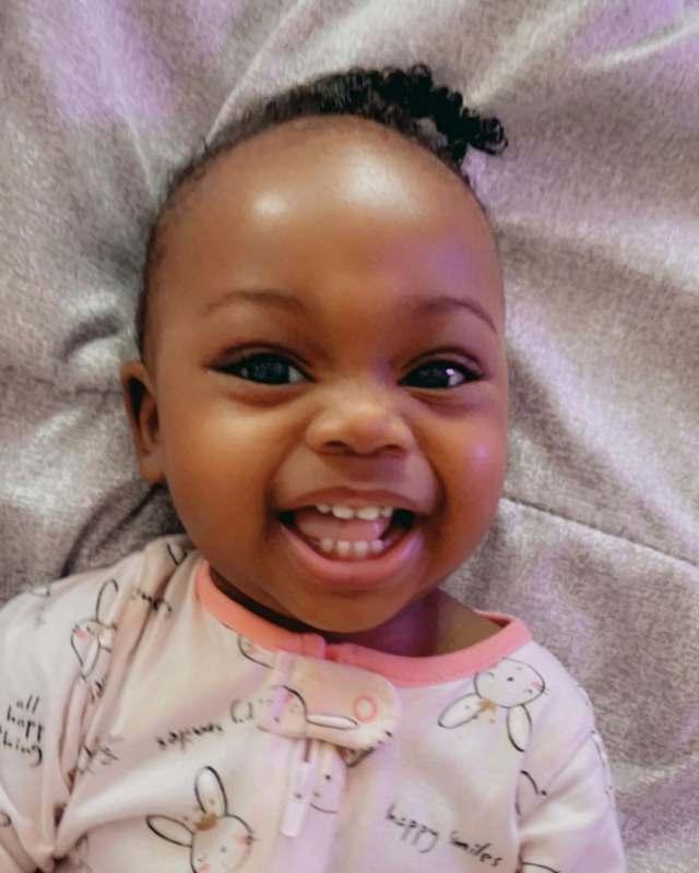 Timaya celebrates daughter, Maya as she marks one-year-old birthday