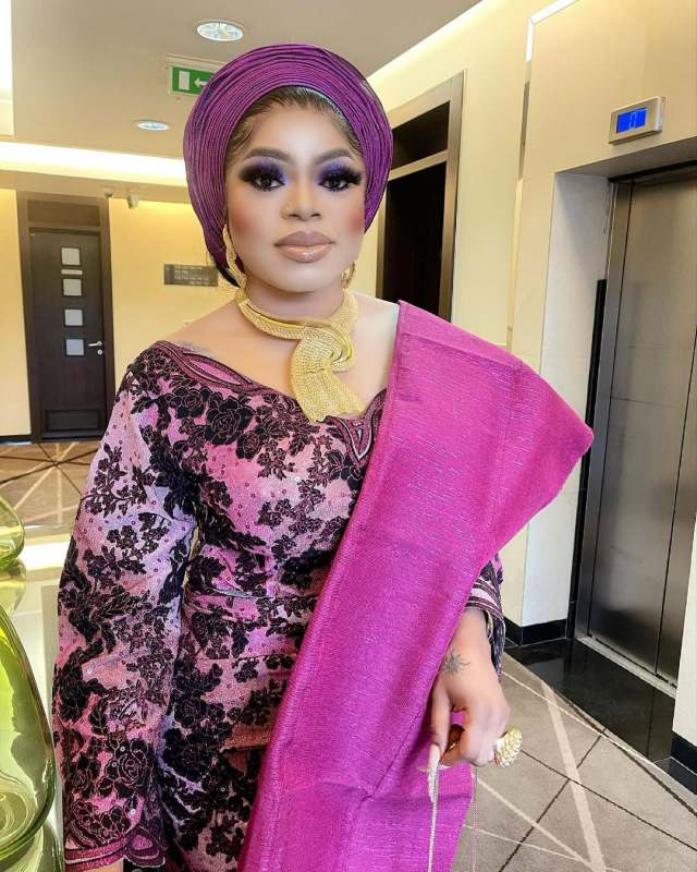 """""""I'm really scared and nervous"""" - Bobrisky opens up on forthcoming surgery (Video)"""