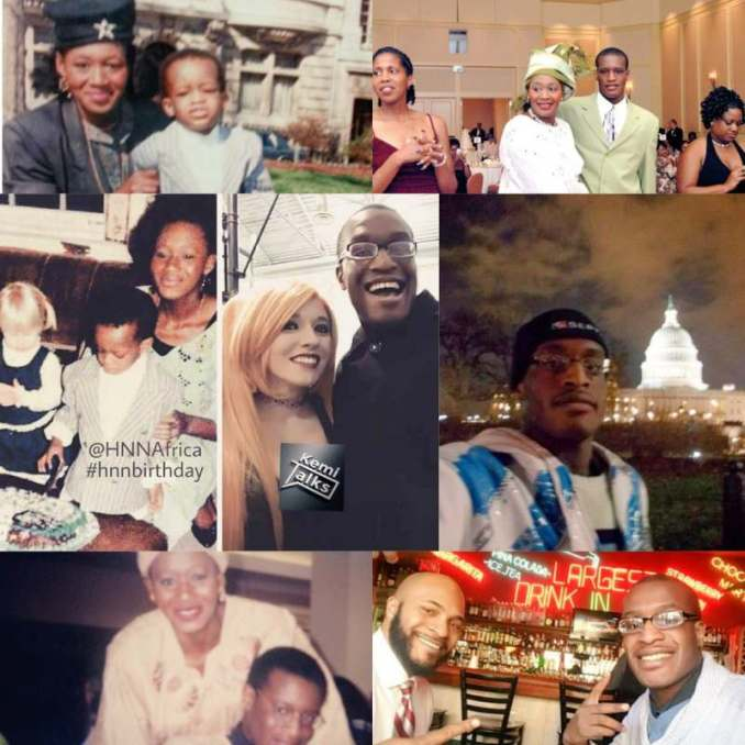 """""""Don't get pregnant on a promise"""" - Kemi Olunloyo recounts raising her 34-year-old son alone"""