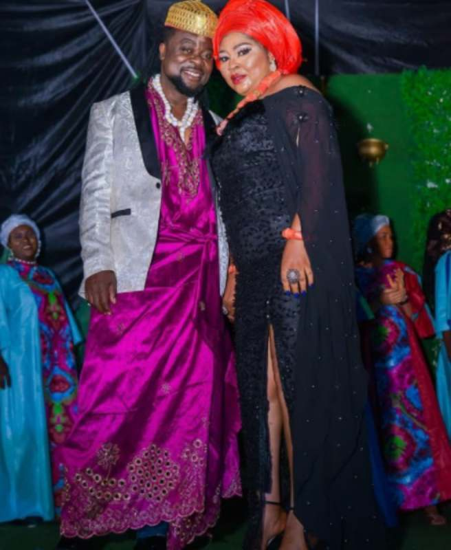 """""""It was from a movie"""" - Regina Daniels' brother clears the air on mother's marriage to young lover"""