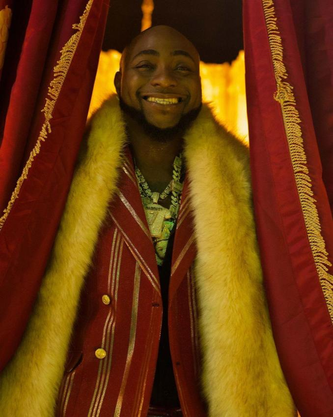 """""""You are a great mother"""" - Davido hails Sophia Momodu on their daughter's birthday (Video)"""