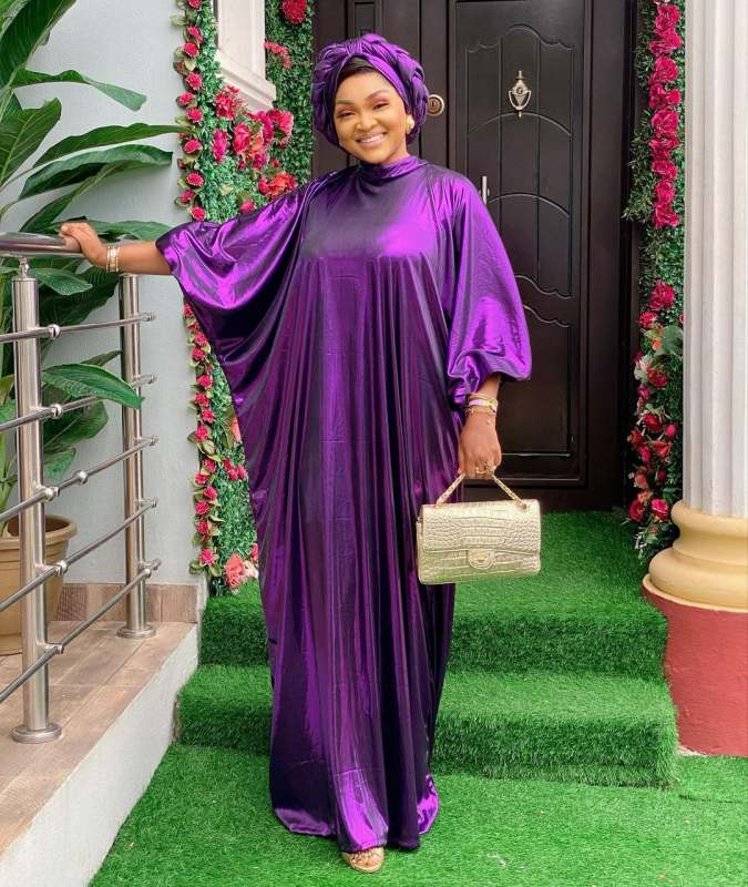 Mercy Aigbe celebrates herself on Father's Day, says fatherhood is beyond just impregnating a woman
