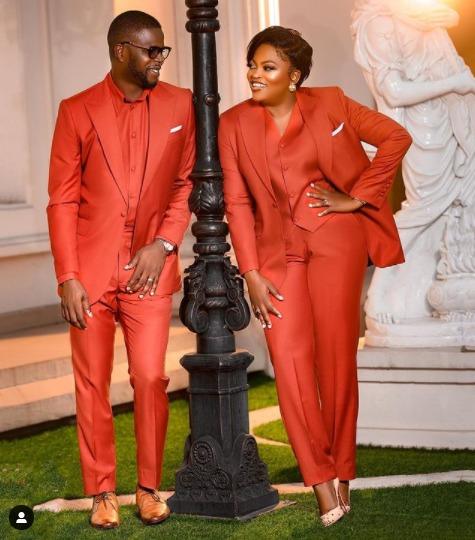 Funke Akindele wedding anniversary