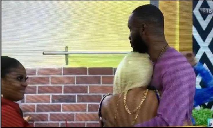"#BBNaija: ""Rose will not like this"" - Reactions as Emmanuel gets to meet his Akwa Ibom sister Queen (Video)"