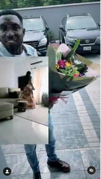 Timi Dakolo Tobi Bakre Gifts