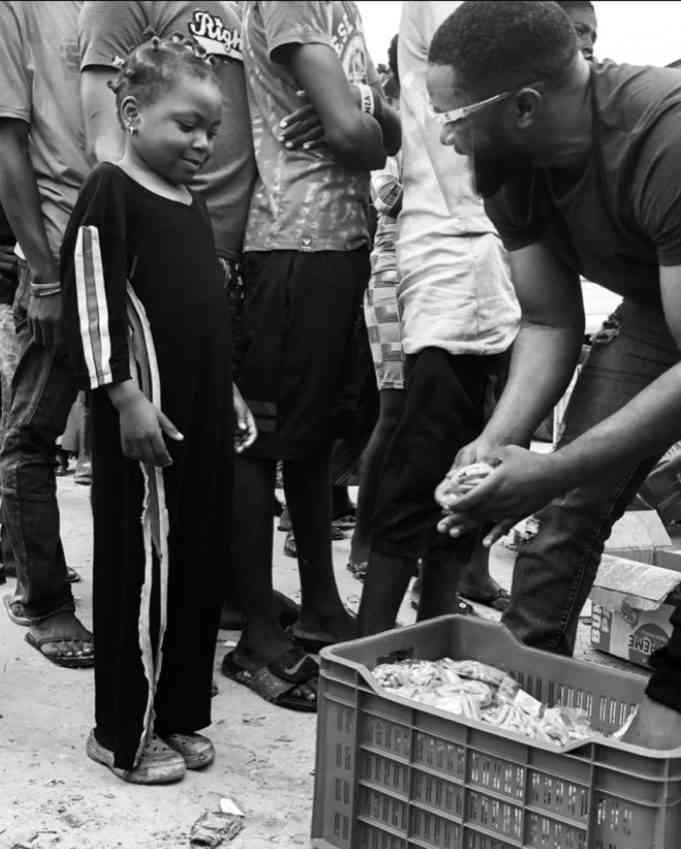 Williams Uchemba poverty Nigeria