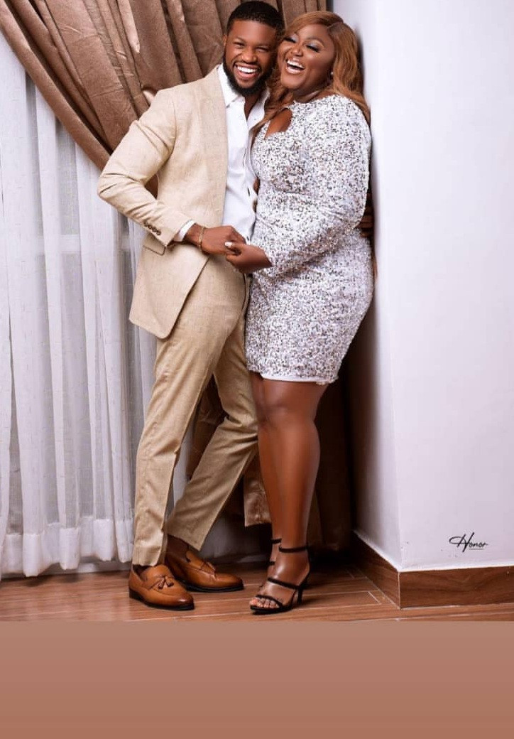 Nollywood actors, Stan Nze and Blessing Obasi Wedding