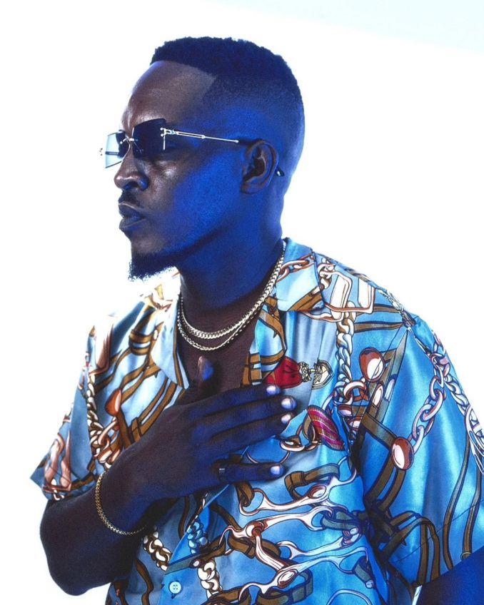 Rapper, MI Abaga celebrates 40th birthday touching note