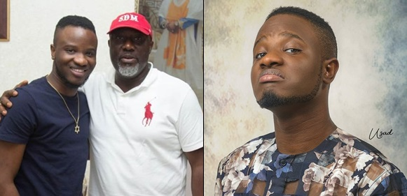 BBNaija's Deeone dragged for saying Senator Dino Melaye should be treated with respect