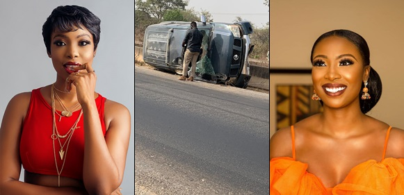 Bolanle Olukanni, survives near-fatal accident