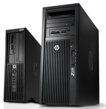 HP Z220