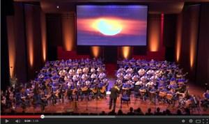 Open Dag Stichting Gitaarorkest @ De Glasbak - Theater & Cultureel Centrum | Almere | Flevoland | Nederland