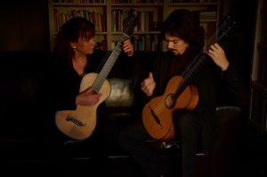 Concert Duo Raphaella Smits - Adrien Brogna @ Palais des Beaux-Arts de Charleroi   Charleroi   België