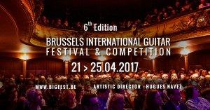 Brussels International Guitar Festival - Masterclasses @ Vaudeville Theater  | Bruxelles | Bruxelles | België